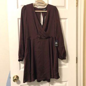 Express Long-sleeve Dress Size Medium NWT